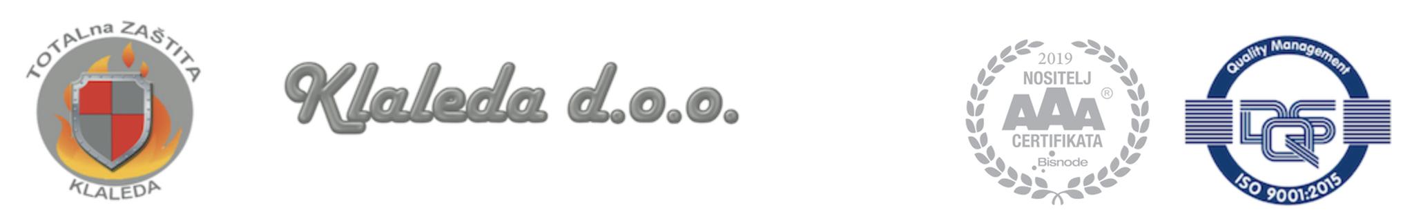 Klaleda Logo